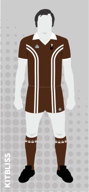 Coventry City 1975-81 away