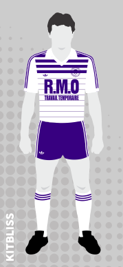 Toulouse 1984-85 away