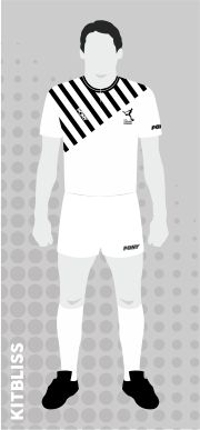 New Zealand (home) 1991 by Pony